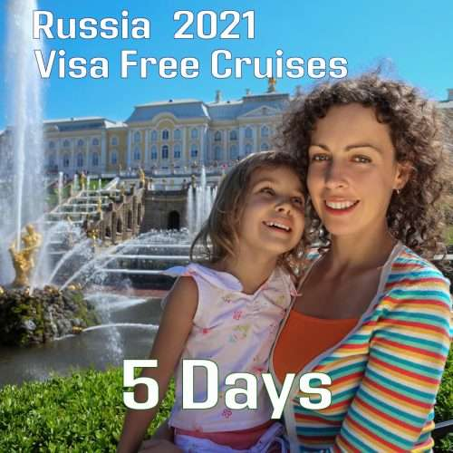 Visa Free travel to Russia