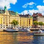 Stockholm included in baltic tours of Scandi Classics