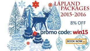 Winter trip Lapland